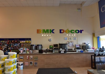 BMK Décor Store Front